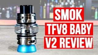 Smok TFV8 Child V2 Sub Ohm Tank Review ✌️🚭