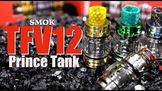 SMOK TFV12 Prince 8MIL Tank with This autumn, X6 and T10 Coils (Subohm Tank Assessment)
