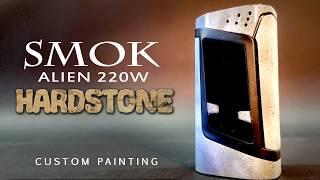 box mod custom made portray – smok alien 220W