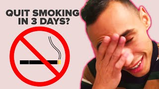 I Try To Stop Cigarette smoking in three Days