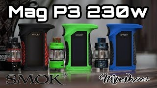 Smok Magazine P3 TFV16 230W Kit!