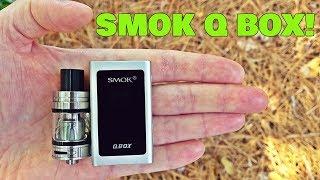 SMOK Q BOX! Very small Vape Kit!
