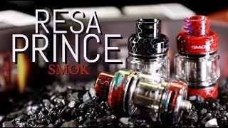 RESA PRINCE Subohm Tank By SMOK ~Subohm Vape Tank Assessment~