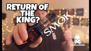 SMOK TFV16 | Return Of The King? Or Cloud King? | Overview
