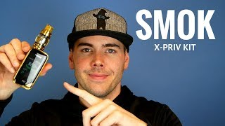 Smok X Priv Package W/ TFV12 Prince [Is This Smok&#39s Very best Mod??]