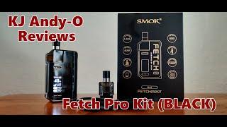 Smok Fetch Pro Black Edition Evaluation – Fetch Mini Killer!!