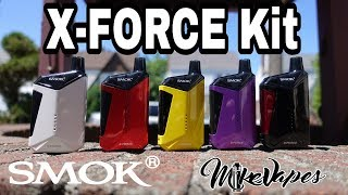 X-Force Kit By Smok – Mike Vapes