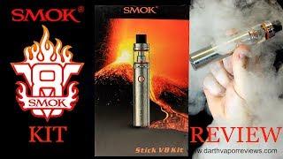 SMOK: Stick V8 Package Assessment