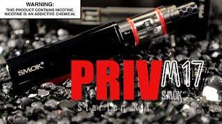 PRIV M17 Starter Kit By SMOK ~AIO Vape Kit Assessment~