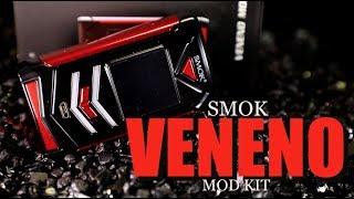 SMOK VENENO 225Watt TC Box Mod (Vape Mod Assessment)