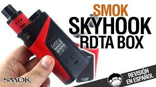 Smok Skyhook RDTA Box mod – mi reconciliación con los RDTA / revisión