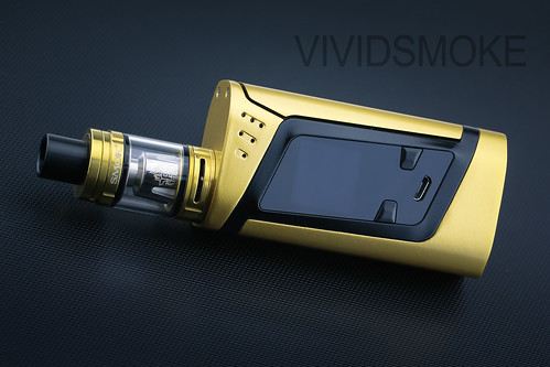 Smok Alien 220W Mod Package Government Edition