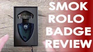 Smok Rolo Badge Assessment ✌️🚭