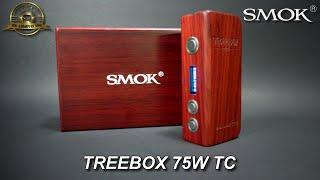 Smok Treebox 75 W TC Box Mod
