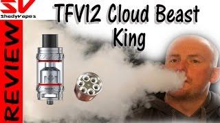 SMOK TFV12 The Cloud Beast King Sub Ohm Tank Evaluation
