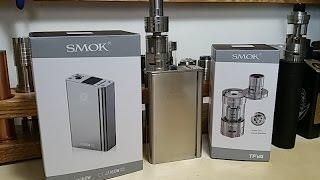Smok X Dice II 160W TC box mod and TFV4 Sub Ohm tank Assessment from Smoktech.com