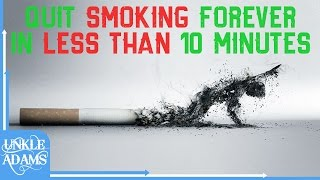 How To Give up Cigarette smoking (Without end IN ten MINUTES)