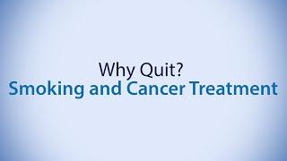 Why Stop? | Smoking cigarettes Cessation @ Princess Margaret Most cancers Centre
