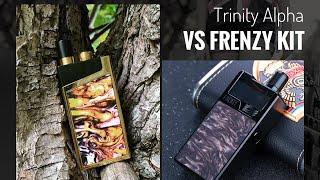 So sánh Trinity Alpha/SMOK vs Fenzy Package/GEEKVAPE – Loạt siêu phẩm giá rẻ cực ngon
