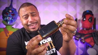 Smok&#39s Ideal Twin 18650 Mod to Day! Smok X-Priv Kit Review – VapingwithTwisted420
