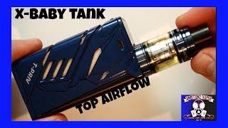 Smok TFV8 X-Child Sub Ohm Tank Overview | Leading Airflow!!!