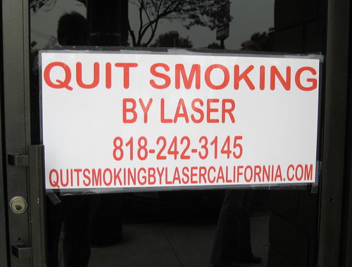 Stop Using tobacco By Laser