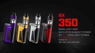 Smok GX 350 Package – Quad 18650 Box Mod – Total Slideshow