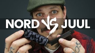 Smok Nord vs Juul // Only a single of them is well worth acquiring!!