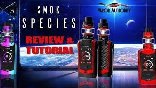 Smok Species Kit w/ Little one V2 Tank – Evaluation &amp Tutorial