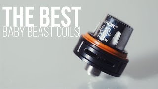 The Ideal coils for your Smok Infant Beast!