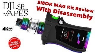 SMOK Magazine package Assessment and Massive with Disassembly