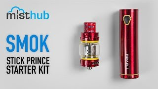 The SMOK Stick Prince Kit Unboxing and Swift Product Overview
