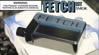 FETCH Mini Kit By Smok ~Vape Kit Evaluation~