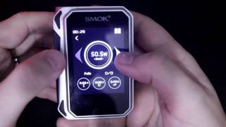 SMOK G-Priv Kit – Tutorial and Overview