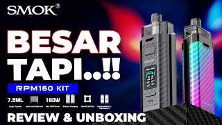 SMOK RPM 160W, Twin BATTERY ?? Review &amp UNBOXING #SMOKTECH #SMOK #RPM160W #SMOKRPM #Assessment #UNBOXING