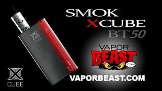 SMOK Xcube BT50 Box Mod by VaporBeast.com