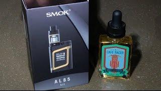 Smok AL85 Kit Setup by Vapouroxide