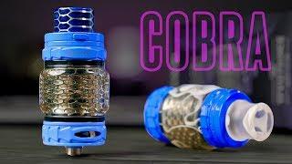 TFV12 PRINCE COBRA Edition by Smok – Mesh &amp Strip Coils!