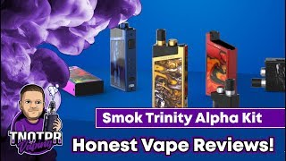 Honest Overview! Smok Trinity Alpha Package (Box mod/ Gadget)