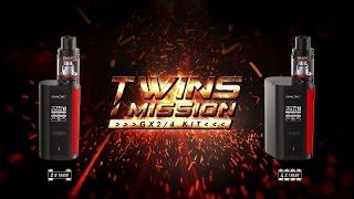 Smok GX2/4 Box Mod – The Twins Mission – Slideshow
