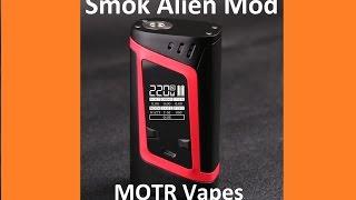 Smok Alien Mod Assessment tutorial