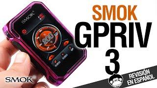 Smok G-PRIV three / VUELVE UN CLÁSICO / revisión