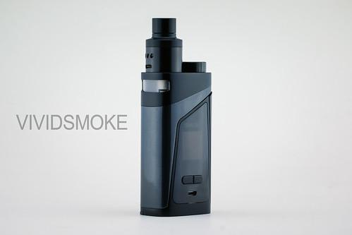 SMOK Skyhook 220W RDTA Box Mod Kit Black