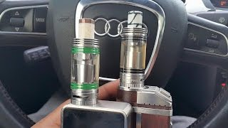 Smok VCT Pro &amp TCT Tank Overview- My Faves – VapingwithTwisted420