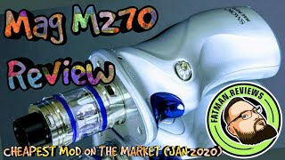 Smok Mag M270 Overview (Most affordable Mod Jan 2020)