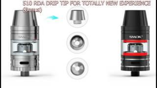 Smok Micro TFV4 Tank Review