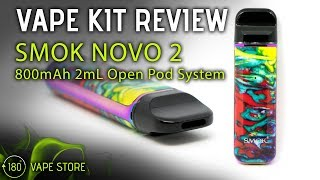 SMOK Novo two Assessment &amp Novo one Comparison