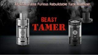 SMOK TF RTA Tank Review