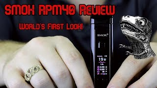 SMOK RPM40 Pod Mod Review – See the World&#39s Very first Arms On Assessment!