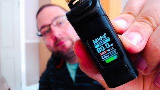 MLife K2 Box mod – Its tiny! – Vape Don&#39t Smoke Testimonials